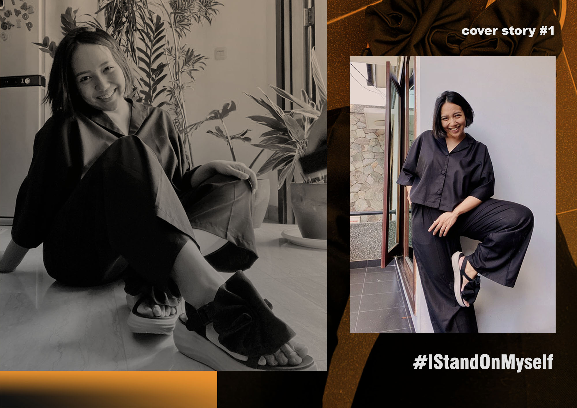 #IStandOnMyself – A Story About New Self with Vira Talisa