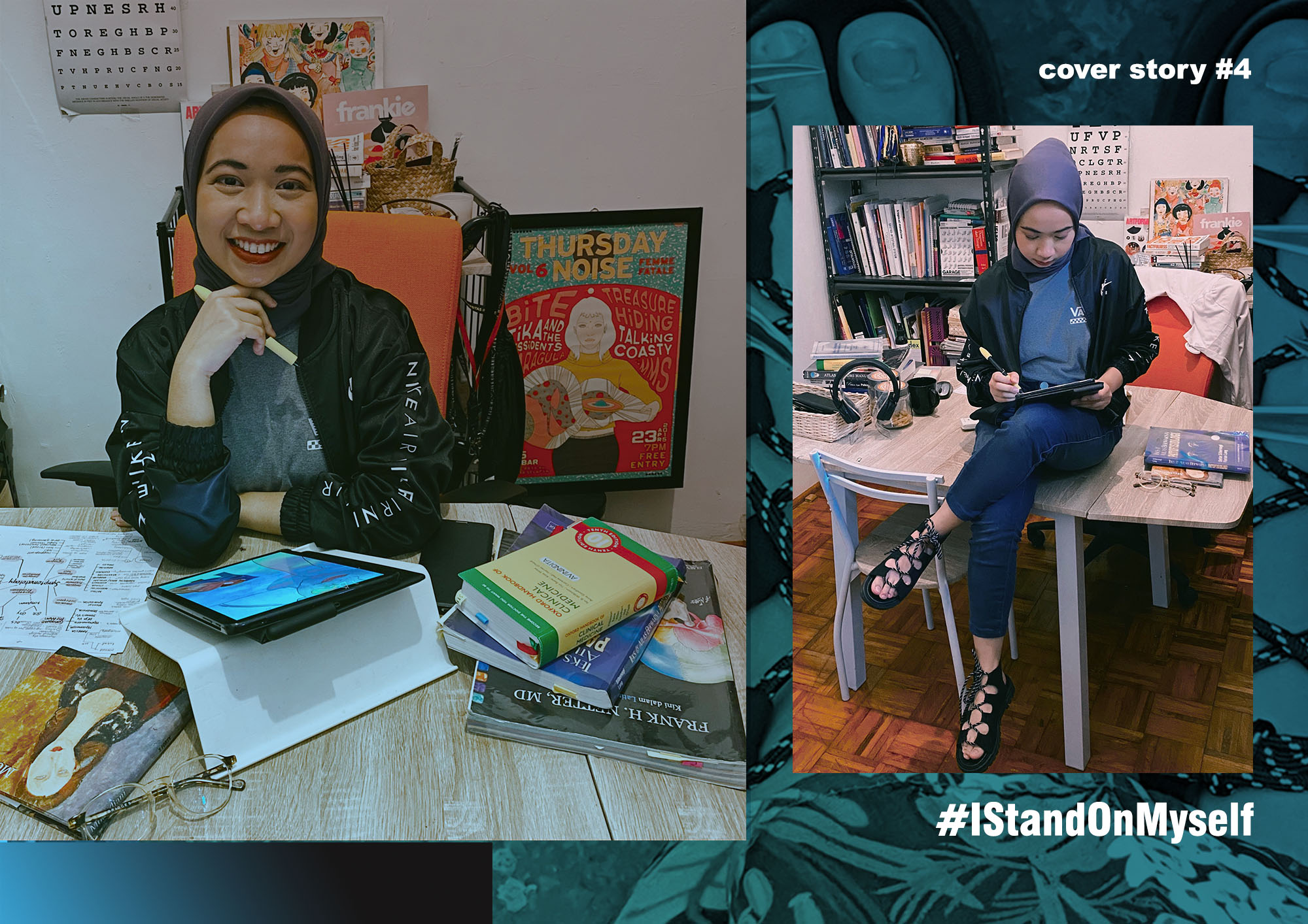 #IStandOnMyself – A Story About Shifting Lifestyle with Syifa Puspasari